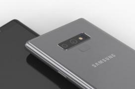El Samsung Galaxy Note 9 tendrá una batería mucho mayor que sus predecesores
