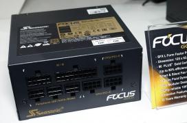 Seasonic muestra su nueva fuente SFX-L con eficiencia Gold y 650W de potencia