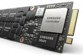 8 TB de capacidad a 3.100 MB/s en el SSD Samsung NF1, pero no podrás tenerlo en tu PC