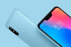 Xiaomi vuelve al notch en su Redmi 6 Pro