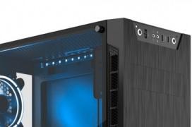 La SilentiumPC Armis AR3 puede controlar hasta 10 ventiladores desde el panel frontal