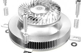 El disipador Thermaltake Engine 17 está hecho enteramente de metal