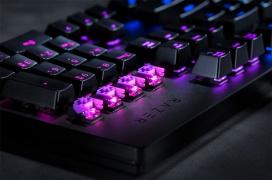 Razer lanza dos nuevos teclados mecánicos con switches ópticos