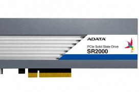 11 TB de capacidad y 6 GB/s de velocidad en los SSD ADATA SR2000
