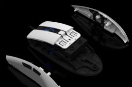 El Ninox Astrum es el ratón modular más ligero del mundo y permite numerosas combinaciones