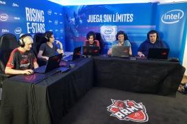 Finaliza la segunda edición del programa formativo de eSports Intel Rising e-Stars con una partida entre Efficiency y ASUS ROG Army