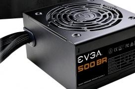 Eficiencia 80 PLUS Bronze para la nueva línea EVGA BR de fuentes económicas