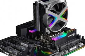 Fryzen es el nuevo disipador de DeepCool para procesadores AMD Ryzen y Threadripper con ARGB