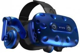 HTC por fin anuncia el VIVE Pro Full Kit, precisión submilimétrica para varios usuarios en 100 metros cuadrados