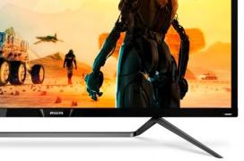 El monitor Philips Momentum 436M6VBPAB llega con 4K, HDR 1000 y Active Sync por 799 Euros