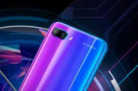 Huawei desvela su primer smartphone con 8 GB de RAM, el Honor 10 GT