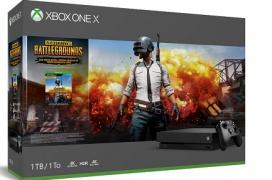 Microsoft venderá su Xbox One X en un pack con el PUBG