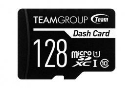 TEAMGROUP muestra sus MicroSD Dash Card para entornos de videovigilancia
