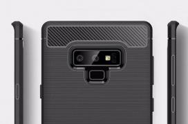 El Samsung Galaxy Note 9 ve filtrado su diseño con un solo marco y lector de huellas centrado