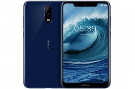 Filtrado el Nokia X5 con un enorme notch en la parte superior