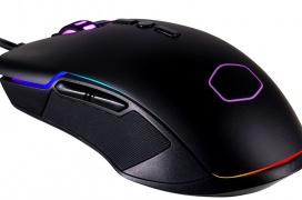 Cooler Master CM310, ratón gaming económico con sensor gaming de 10.000 DPI