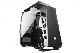 La Cougar Conquer Essence es una torre micro ATX con un diseño que no pasará desapercibido
