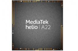 MediaTek lanza el SoC Helio A22 para hacerse con la gama media-baja