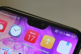 Huawei está trabajando en un sistema para reemplazar el notch