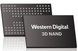 Western Digital y Toshiba desvelan sus primeras memorias 3D NAND TLC de 128 capas