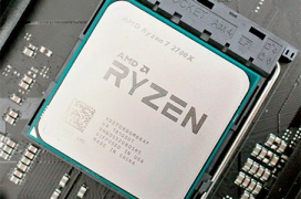 Las ventas de Ryzen dan a AMD sus mayores beneficios en los últimos 7 años
