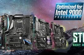 MSI confirma varios procesadores de novena generación que saldrán en 2019