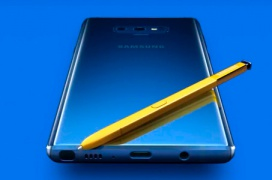 El Samsung Galaxy Note 9 vendrá con 512 GB de memoria interna