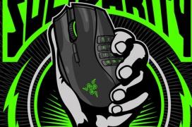 Razer apunta a Kickstarter como vía para financiar la fabricación de los Razer Naga para zurdos