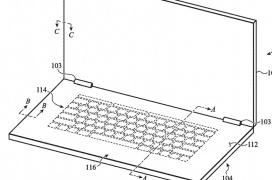 Apple quiere prescindir del teclado físico en sus futuros MacBook