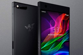 El Razer Phone 2 llegará con el Snapdragon 855 según ha dejado caer el vicepresidente de la compañía