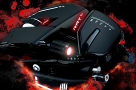 Mad Catz revive su conocida marca de ratones gaming R.A.T con 7 nuevos modelos ajustables