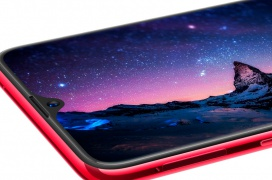 Oppo reduce el notch a su mínima expresión en su nuevo smartphone F9