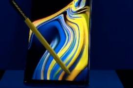 Samsung lanza el Galaxy Note 9 con un renovado S-Pen y 512 GB de memoria interna