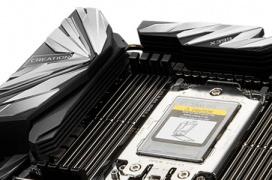 La MSI MEG X399 Creation incorpora 19 fases VRM y grandes disipadores para OC