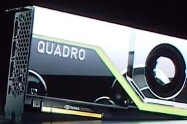 Las NVIDIA Quadro RTX llegan con arquitectura Turing preparadas para Ray-Tracing