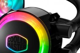El MasterLiquid ML360R es el primer kit RL AIO triple de Cooler Master y llega con un sobresaliente soporte RGB