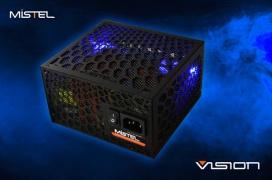 Mistel introduce su nueva serie de fuentes de alimentación Vision MX con refrigeración pasiva