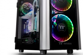 Thermaltake lanza versiones Plus y GT de su enorme torre Level 20 GT