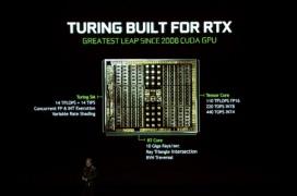 NVIDIA anuncia las RTX 2080Ti, RTX 2080 y RTX 2070, las tarjetas gráficas para juegos más potentes del mundo