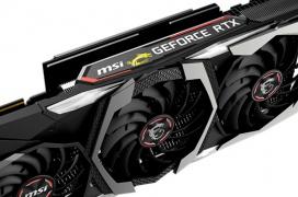 Llegan hasta 5 modelos de las nuevas GeForce RTX 20 por parte de MSI, uno de ellos con refrigeración líquida