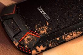 Resistencia de grado militar y 5500 mAh en el smartphone gaming Doogee S70