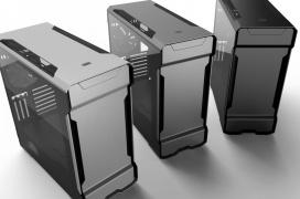 La semitorre ATX Phanteks EVOLVE X puede albergar dos PCs a la vez