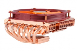 Thermalright introduce su nuevo disipador de perfil bajo fabricado completamente en cobre