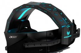 La enorme plataforma gaming motorizada de 200 Kg de peso Acer Predator Thronos ya está disponible desde 18000€