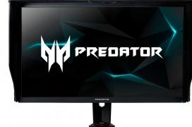 Resolución 4K, 144Hz, HDR y G-SYNC para el monitor gaming ACER Predator XB273K