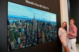 El primer televisor OLED 8K ya está aquí de la mano de LG