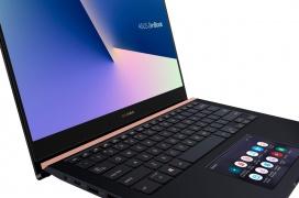 La familia ASUS Zenbook Pro recibe a un modelo de 14 pulgadas con ScreenPad