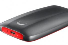 El SSD Externo Samsung X5 alcanza 2.800 MB/s gracias al Thunderbolt 3