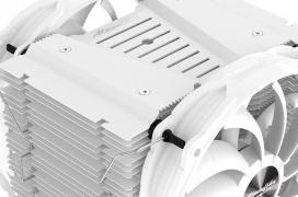 El Alpenföhn Brocken 3 llega con configuración push/pull con dos ventiladores de 14 cm