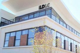 El Gigante Francés de los componentes LDLC llega a España el 17 de septiembre con una tienda de 600 metros en Barcelona